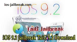 TaiG 9.2 jailbreak