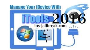 iOS 9.2 iTools Install