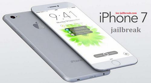 iPhone 7 jailbreak