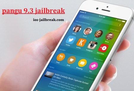 pangu 9.3 Jailbreak