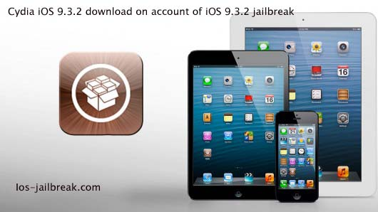 Cydia iOS 9.3.2 download