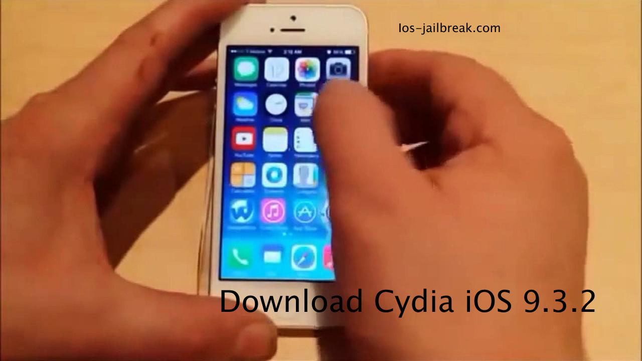Download Cydia iOS 9.3.2