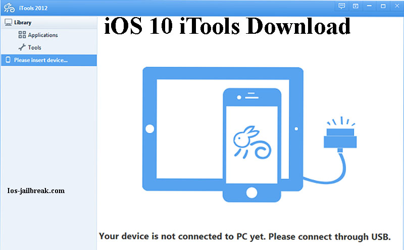 iOS 10 iTools download