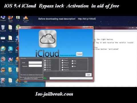 iCloud Bypass lock