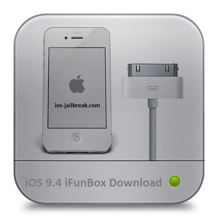 iOS 9.4 iFunbox