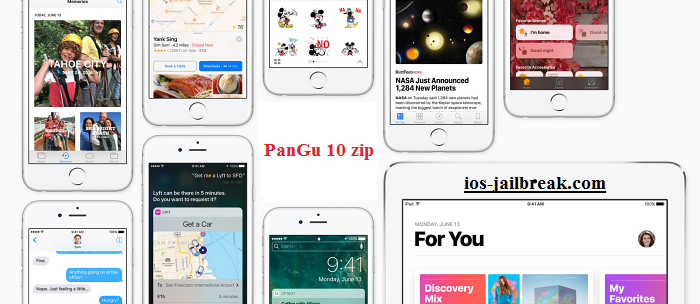 PanGu 10 Zip Download