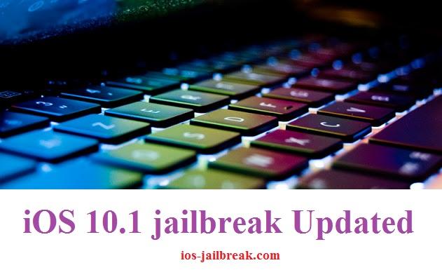 iOS 10.1 jailbreak