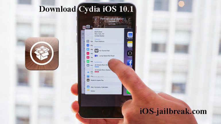Download Cydia iOS 10.1