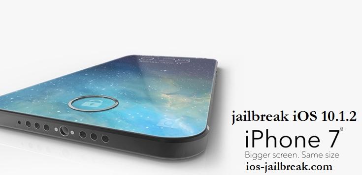 Jailbreak iOS 10.1.2