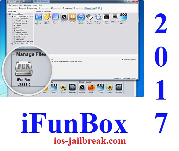 Install iFunBox 2017