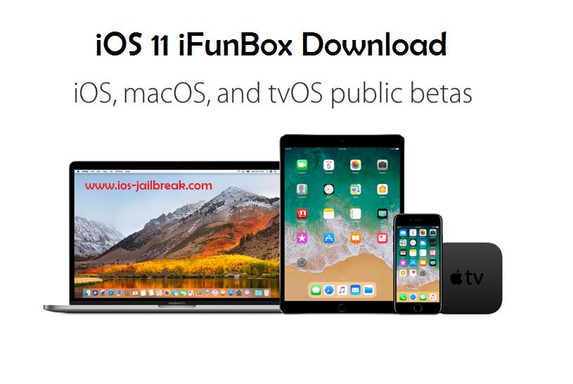 iFunBox iOS 11
