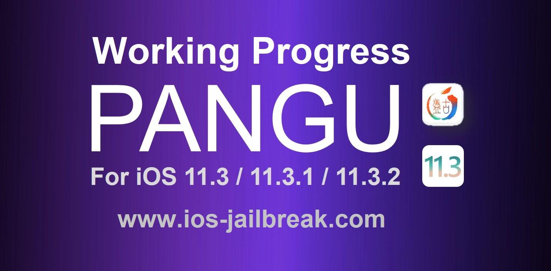 iOS 11.3 jailbreak