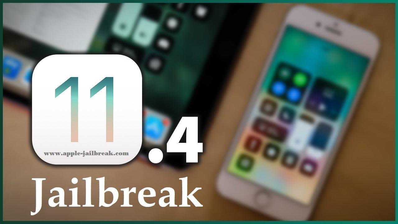 Pangu iOS 11.4 jailbreak