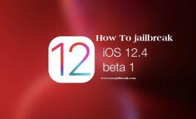 Jailbreak iOS 12.4 Beta