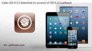 Cydia iOS 9.3.2 download