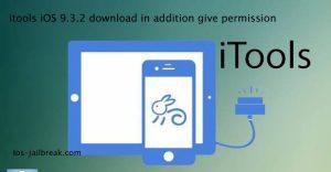itools iOS 9.3.2 download