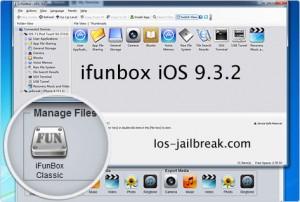 ifunbox iOS 9.3.2