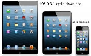 iOS 9.3.1 cydia download