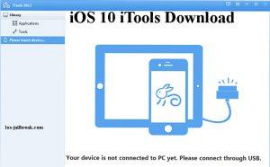 iOS 10 iTools download