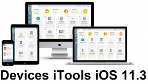 Devices iTools iOS 11.3