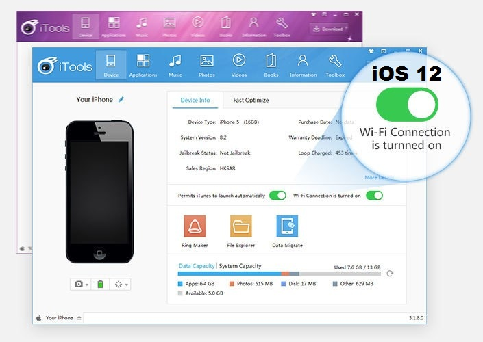 free download itools for iphone 6