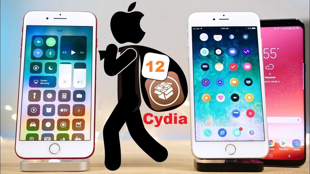 Install Cydia iOS 12 Your iPhone X/8/8+/7,7+ (iOS 12 0 1