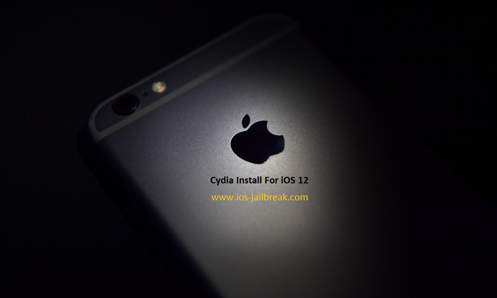 Cydia Ipa Installer Ios 12