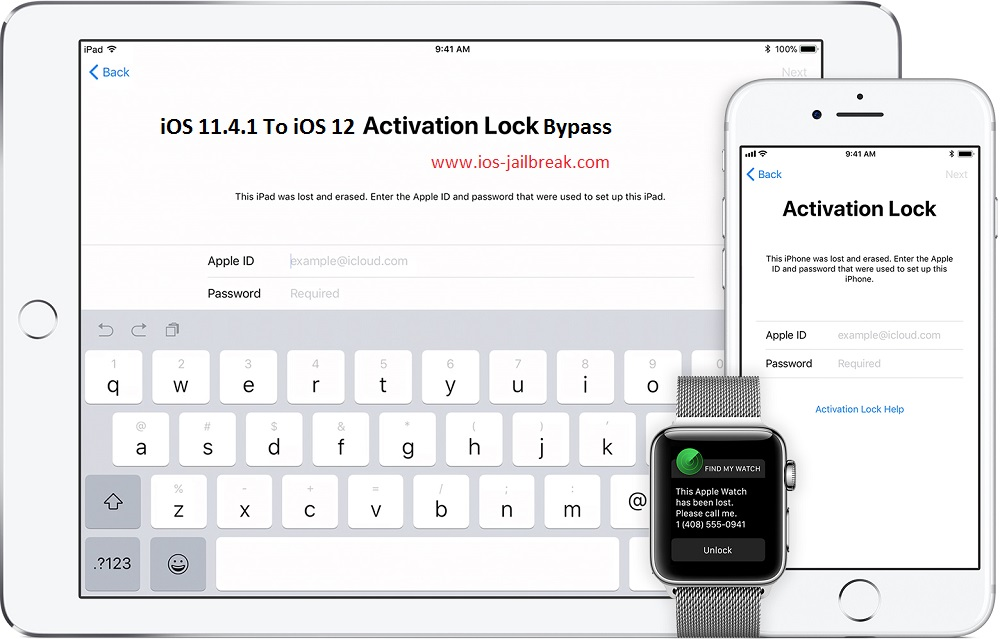MAC Windows iCloud Bypass Tools [100% Working] iOS 11 4 1 To