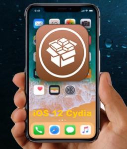 cydia iOS 12
