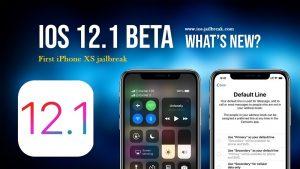 iOS 12.1 jailbreak