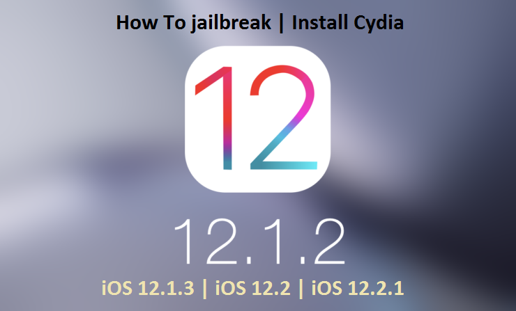 Updated iPSW: iOS 12 1 2   iOS 12 1 3 jailbreak Download Links