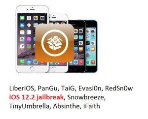 iOS 12.2 jailbreak Download