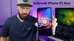 Jailbreak iPhone XS Max