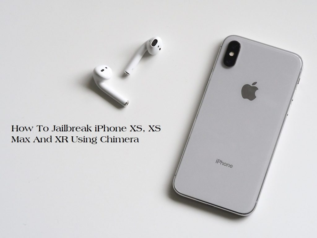 Using Chimera? iOS 12.3 Jailbreak Apple's Latest Update for A12-A12X Devices