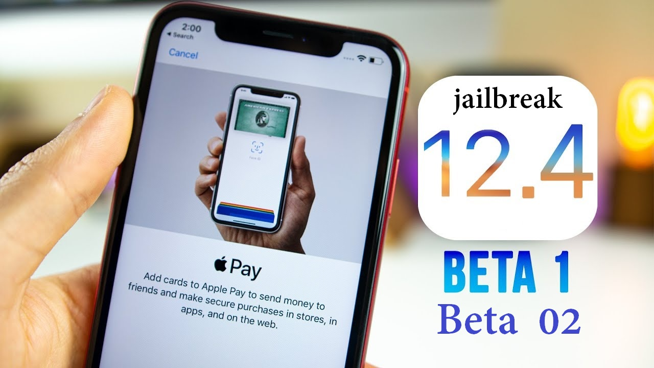 iOS 12.4 Beta 2 Jailbreak