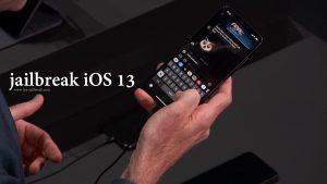 iOS 13 jailbreak tools