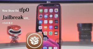 tfp0 Jailbreak iOS 13