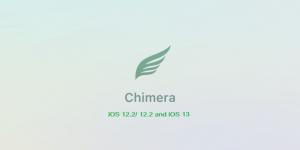 Chimera iOS 13 Use