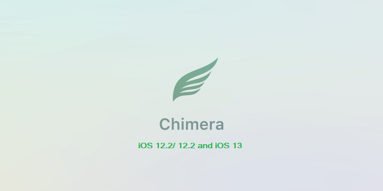 Chimera iOS 13 Use