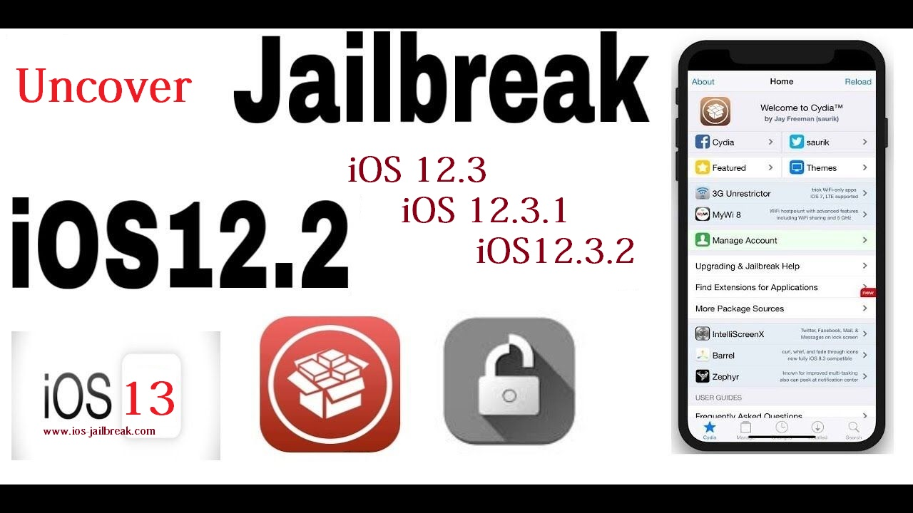 Leave iOS 13 jailbreak
