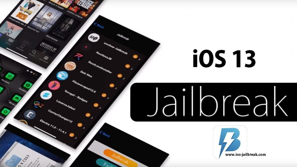 iOS 13 Beta 5 jailbreak