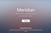 Meridian iOS 13 jailbreak