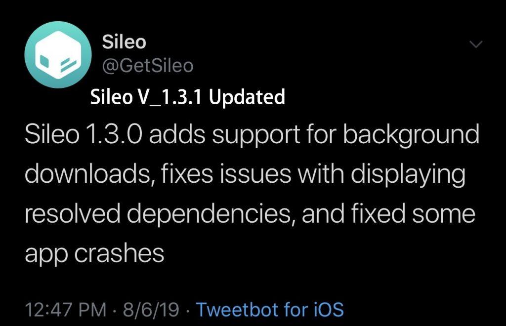 Sileo v1.3.1