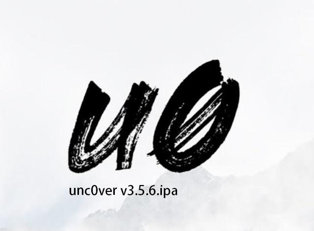unc0ver v3.5.6.ipa