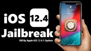 Apple Just Kills iOS 12.4.1 Jailbreak