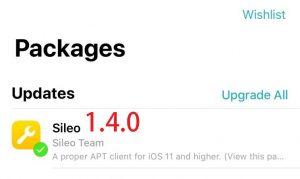 Sileo 1.4.0