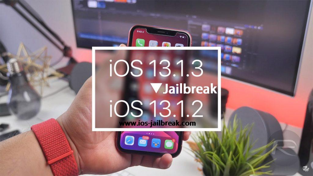 iOS 13.1.3 jailbreak