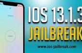 Jailbreak iOS 13.1.3