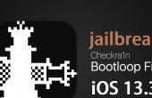 checkra1n iOS 13.3 jailbreak