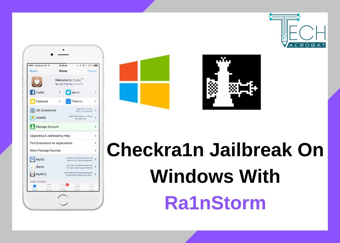 checkra1n jailbreak iOS 13.3.1